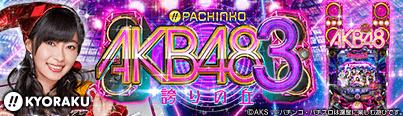 ぱちんこAKB-3 誇りの丘