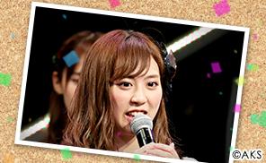 坂口理子 生誕祭メッセージ