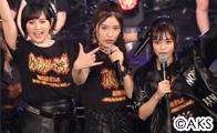 HKT48 6フェス 2日目「2期生『脳内パラダイス』公演 & 『生バンド歌謡ショー』」