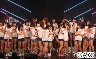 HKT48 6フェス 3日目「1期生『手をつなぎながら』公演 & 『6周年特別記念公演』」