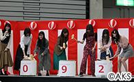 HKT48 1stアルバム『092』大感謝祭/九州会場(グランメッセ熊本)レポート