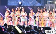 HKT48コンサート in 東京ドームシティホール〜今こそ団結!ガンガン行くぜ8年目!〜
