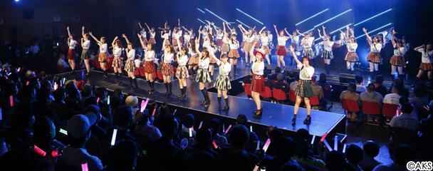 HKT48 8周年特別記念公演